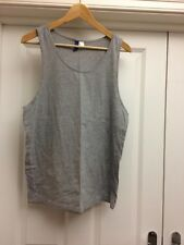 Divided by H &M Grey vest top Small