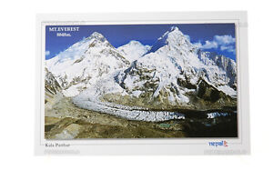 Postkarte MT Everest Himalaya Peterandclo