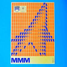 DDR Plakat Poster 695   MMM FDJ Jugendfestival 1979   58 x 40 cm Original