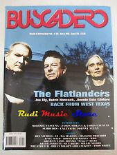 rivista BUSCADERO 310/2009 Flatlanders Johnny Flynn Calexico Subdudes  No cd