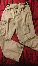 """OBEY CLOTHING MENS PANTS 30"""" By 29"""" Inseam Cargo"""