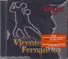 SEALED - A La Manera Vicente Fernandez CD NEW Mano A Mano Tangos SEALED