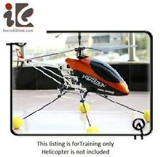 1 Set RC Helicopter Training Pratice Gear MJX F45 F645 Remote Control Helicopter