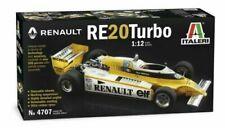 Italeri Renault re 20 Turbo ref 4707 escala 1 12