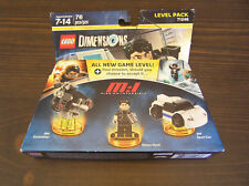 Lego Dimensions 71248 Level Pack M:I Mission Impossible Ethan Hunt *NEW*