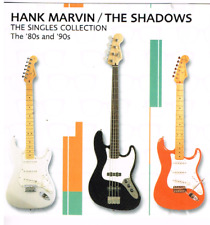 Hank Marvin + The Shadows - The Singles Collection - The 80's And 90's CD