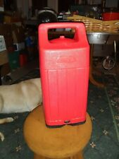 1984 Coleman 220 Lantern Red Hard Shell Carry Case Fits Power House 290 & 295