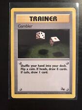 Pokemon Fossil Gambler White Dot Error