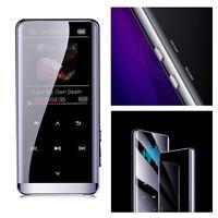 Lecteur Audio Mp3 / 4 À Écran Tactile Sans Fil Bluetooth Enregistreur Audio_16Go