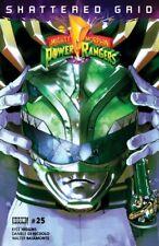 MIGHTY MORPHIN POWER RANGERS ISSUE 25 - GREEN RANGER HELMET POLYBAGGED VARIANT