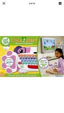 LeapFrog Clickstart My First Computer Pink NEW IN BOX RARE DISCONTINUED.