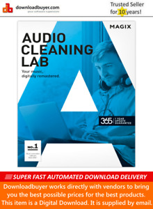 MAGIX Audio Cleaning Lab 2017 - [Download]