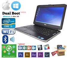 "Dell E6440 14"" Intel i5-4310M * 16GB 2TB+SSD * DVD Window MacBook OSX Hackintosh"