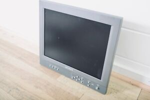 """Sony LMD-1410 14"""" LCD Video Monitor in very good condition (church owned)"""