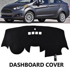 Dashmat For Ford Fiesta 2011 2012 2013 2014 2015 -2017 Dash Mat Dashboard Cover
