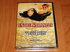 ENTRE NARANJOS / EL TORRENTE - Greta Garbo / Ricardo Cortez - Precintada