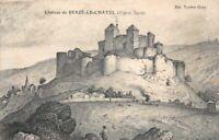 Château de Berzé-le-Chatel (d'après Sagot)