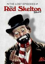The Red Skelton Show: The Lost Episodes (DVD, 2014, 2-Disc Set)  NEW
