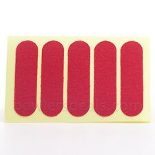 """Vise Hada Patch #2 RED 3/4"""" Bowling Thumb Protection Tape 1 Pack 50 Pieces"""