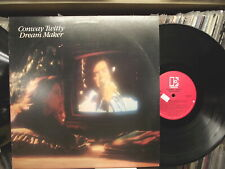 Conway Twitty ~ DREAM MAKER ~ Elektra Records #  60182-1 ~ 1982: Vg+