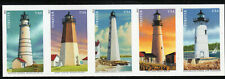 New Listing4791 - 4795 * Lighthouses * U.S. Postage Stamp Strip Mnh * Imperf Ndc
