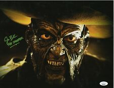 Jonathan Breck Autograph Signed 11x14 Photo - Jeepers Creepers (JSA COA)