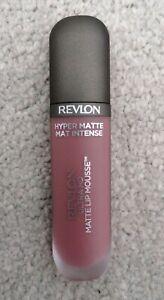 Revlon Hyper Matte Intense Brand NEW Lip Mousse Death Valley