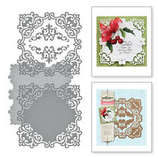 SPELLBINDERS NESTABILITIES REVERENT SQUARE DIE CUTTING SET S6-037 - NEW