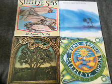 Steeleye Span [4 LP Vinyl] Time Span + Back In Line + Now We Are Six +All Around