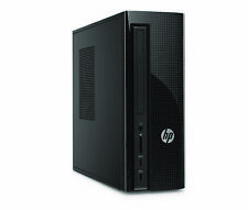 HP Slim 270-p033w Desktop Tower, Intel Celeron G3930 CPU, 4GB RAM, 500GB HDD
