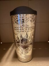 Harry Potter Tervis Tumbler Marauders Map 24 oz cup with lid