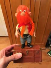 Vintage 1971 Yosemite Sam Coin Bank by R. Dakin  Not Complete Read Description