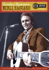 MERLE HAGGARD LEGENDARY PERFORMANCES DVD REGION 1 NTSC NEW