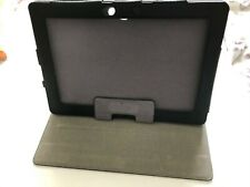 "Too case Leather Carrying Case for most 10"" Tablets Black"