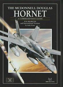 THE MCDONNELL DOUGLAS HORNET - A COMPRENSIVE GUIDE - MDF 34 - EVANS - SAM