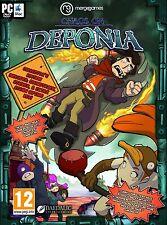 Caos en Deponia (PC DVD) Nuevo Sellado