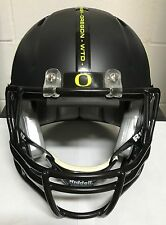Oregon Ducks Riddell Revo Speed football helmet