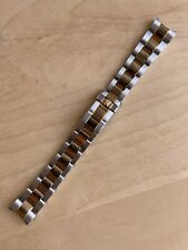 Rolex Oyster Bracelet 78753 for Yacht-Master 168623 mid-size two tone