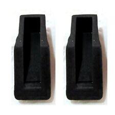 1961-62 Vent Window Bumper - UPPER - 2 Door Hardtops