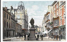 Castle Square, Swansea PPC, Unposted by Hartmann