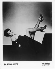 EARTHA KITT – ORIGINAL 1995 PUBLICITY PHOTO – NEAR MINT