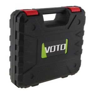 Voto Power Tool Suitcase 12V Electric Drill Dedicated Tool Box Storage Case T1Z3