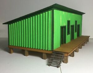 Motrak Models Weeks Mills Freight House Structure Kit - O Scale - NEW
