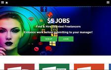 Beautiful Fiverr clone  Website Free Installation + Free Hosting