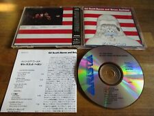 Gil Scott Heron And Brian Jackson - It´s Our World Japan CD Arista