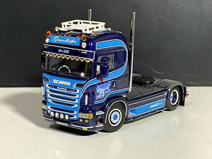 "Scania R6 highline 4x2 ""Grundhöfer""WSI truck models 01-2955"