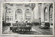 """CPA """" VICHY - Le Casino - La salle de jeu"""