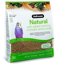 Zupreem Natural for Small Birds (2.25 lb)