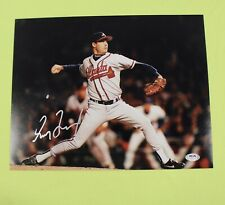 GREG MADDUX SIGNED Autograph 11X14 PHOTO HOF Atlanta  Braves PSA/DNA COA Mad Dog