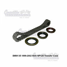 BMW X5 Transfer Case Chain & Seal Kit 98-02 LWC500 NV125 HV059  NEW  1 blue link